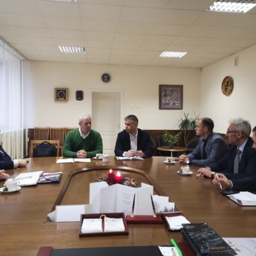 In the municipality about a new foreign capital filter production company being established in Mosėdis